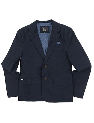 Linen Blazer (Boys 3-7 Years)