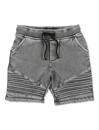Indie Acid Biker Short (Boys 0-2 Years)