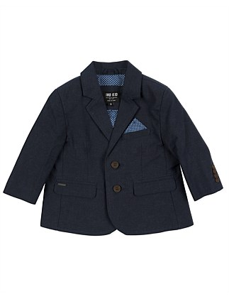 Linen Blazer (Boys 0-2 Years)