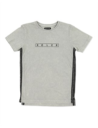 ROLER Acid Tape Tee (Boys 8-16 Years)