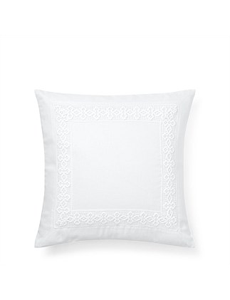 Blanc Bleu Amaral Cushion Cover