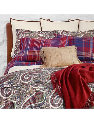 Norwich Road Pyne Double Bed Duvet Cover