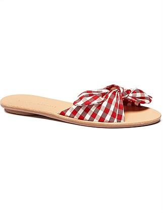 473eeab6c83848 Phoebe Knotted Sandal Slide