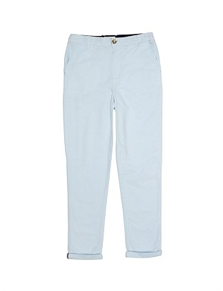 Oxford Chino Pant (Boys 8-16 Years)