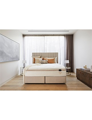 MILANO PLUSH LONG SINGLE MATTRESS