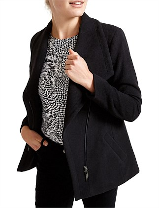 Margaret Zip Jacket
