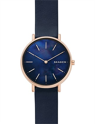 Signatur Blue Analogue Watch