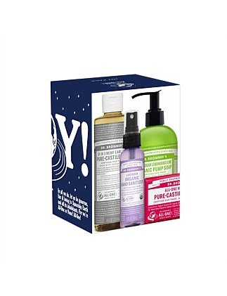 Dr. Bronner's Joy Pack