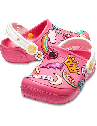 Playful Patches Clog