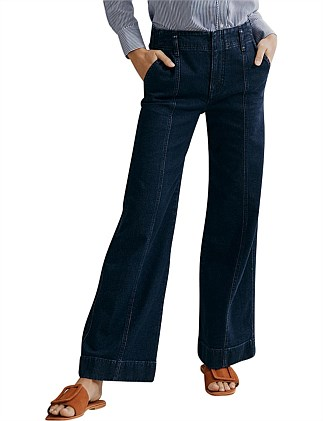 The High Wide Jean