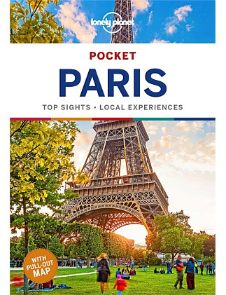 Pocket Paris Travel Guide - 6th Edition
