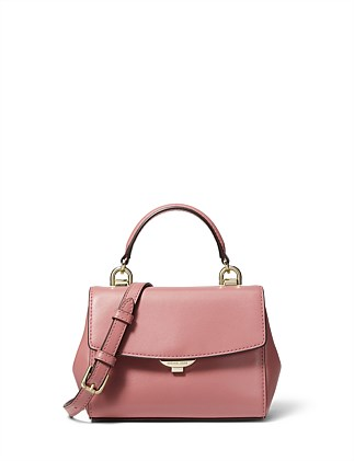 Ava Extra-Small Leather Crossbody