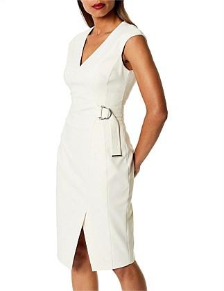 Belted Wrap Dress Special Offer