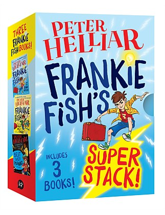Frankie Fish's Super Stack!