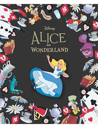 Disney Alice in Wonderland Classic Collection