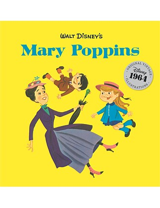 Disney Mary Poppins Storybook