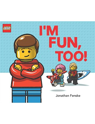 LEGO I'm Fun Too Picture Book