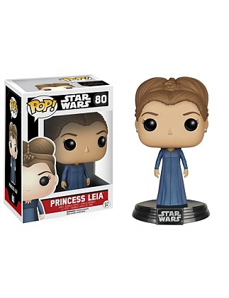 Star Wars - Princess Leia Ep7 Pop!