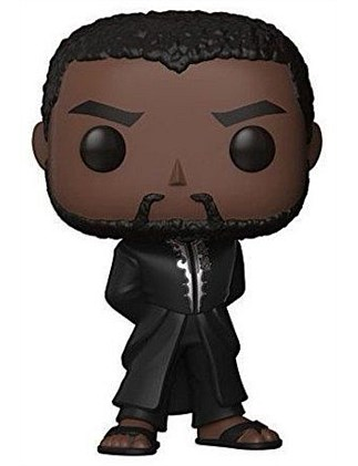Black Panther - Black Panther Robe (Black) Pop! RS