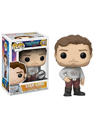 GotG2 - Star-Lord w/Gear Shift Shirt Pop!