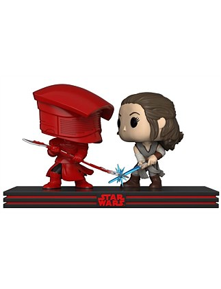 Star Wars - Rey & Praetorian Guard ep8 MM Pop!