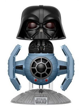Star Wars - Darth Vader TIE Fighter Pop! Dlx