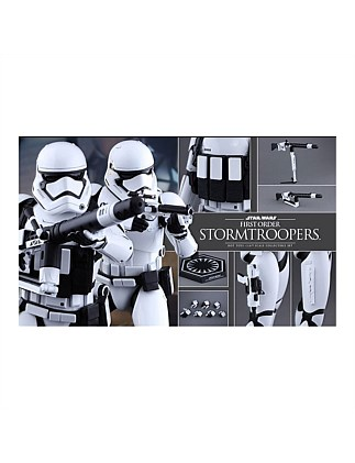 "Star Wars - First Order Stormtroopers Ep7 12"" Set"
