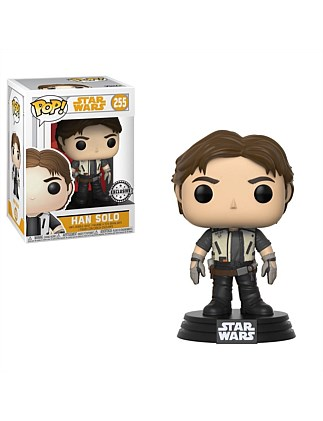 Star Wars: Solo - Han Solo w/Jacket Pop! RS