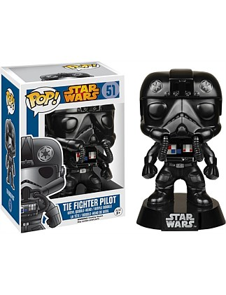 Star Wars - TIE Fighter Pilot Pop!