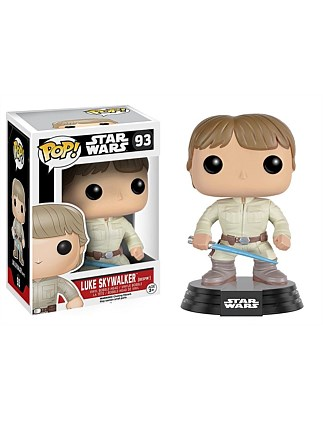 Star Wars - Bespin Luke w/Lightsaber Pop!