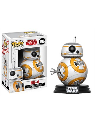 Star Wars - BB-8 Ep8 Pop!