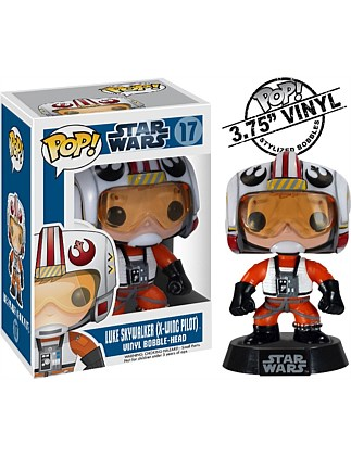 Star Wars - Luke Skywalker X-Wing Pilot Pop!
