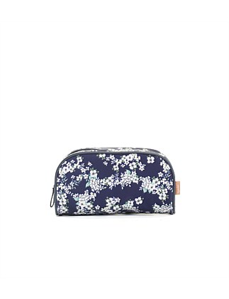 Isabelle Navy Small Cos Bag