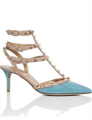 0c13774ca66a ROCKSTUD ANKLE STRAP T. 65 Special Offer. Valentino