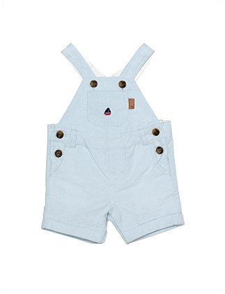 Cotton Oxford Dungeree(3M-2Y)