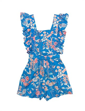 YARDAGE PLAYSUIT