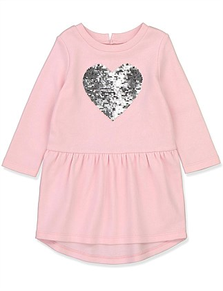 Heart Sweat Dress