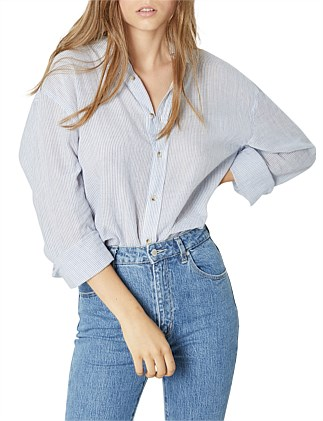 Slouch Stripe Shirt