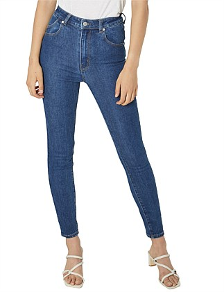 Eastcoast High Rise Ankle Jean
