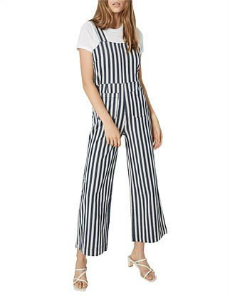Salty Stripe Sailor Jumpsuit