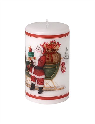 Winter Specials large sleigh candle