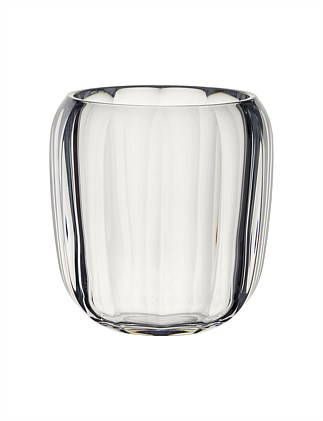 Coloured Delight Lantern Vase Clear