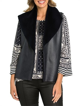 Winter Luxe Vest