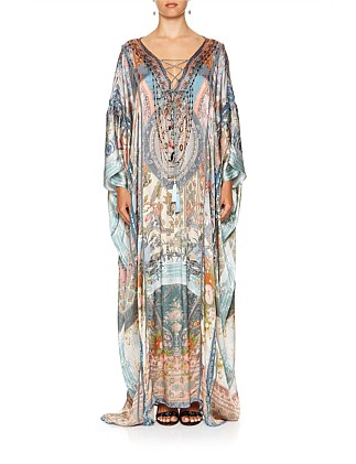 Blanches Blessing Spliced Kaftan