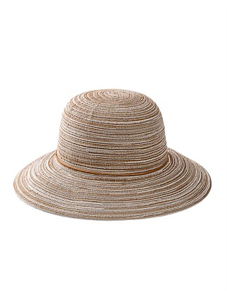 MULTI BRAID BUCKET HAT