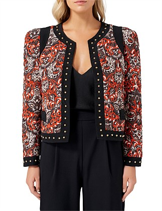 Larly Quilted Jacket