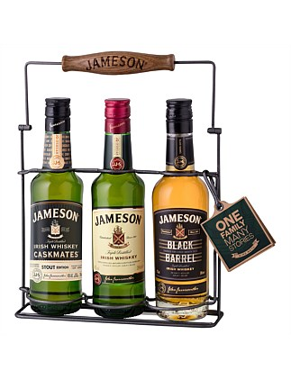 JAMESON WIRE PACK 3X200ML