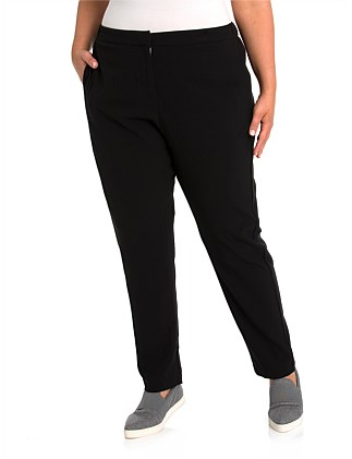 Full Length Relaxed Dress Pant