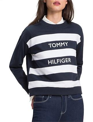 fee8d56212985 Kendra C-Nk Sweatshirt Ls Special Offer. Tommy Hilfiger
