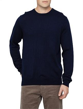 65c28e8388193 Merino Crew Pullover Special Offer